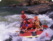 White Water River Rafting, Kitulgala